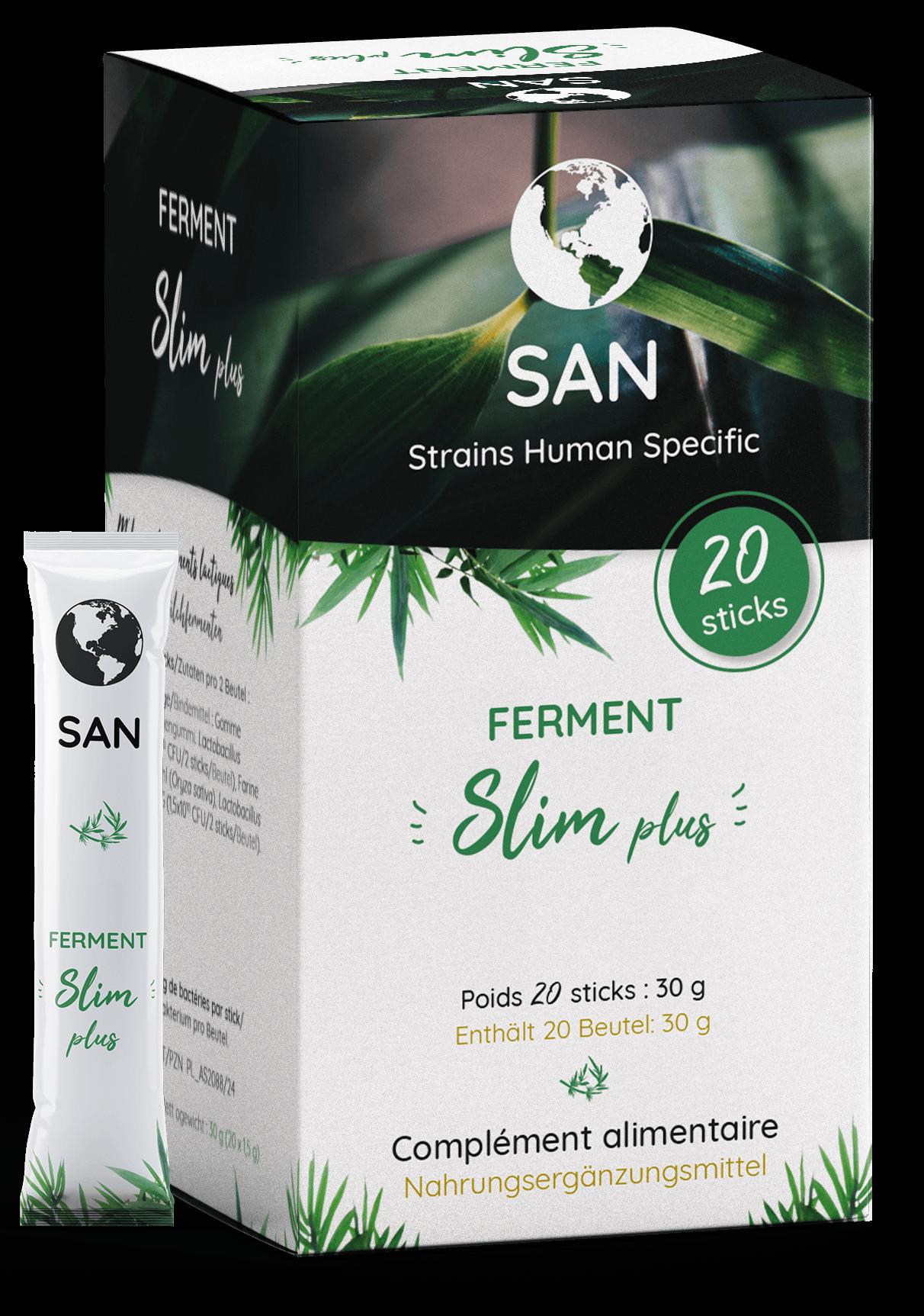 Ferment Slim plus - complément alimentaire