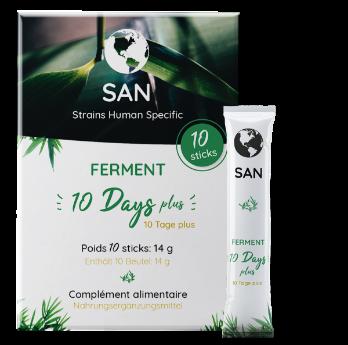 Ferments 10 Days plus - compléments alimentaires