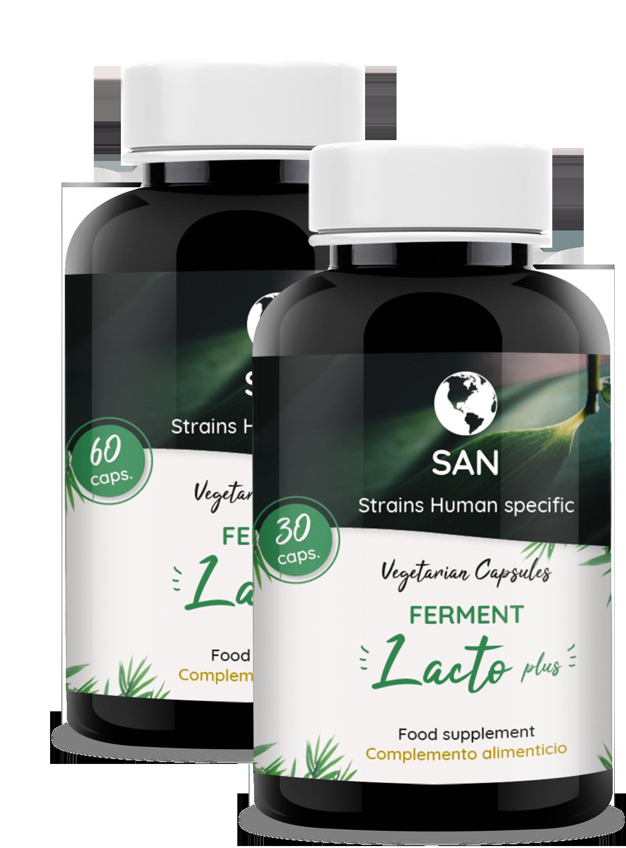 Ferment Lacto plus 60 / 30 - complément alimentaire